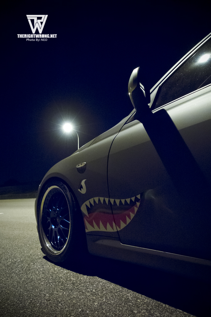 Random Snap: Shark mouth
