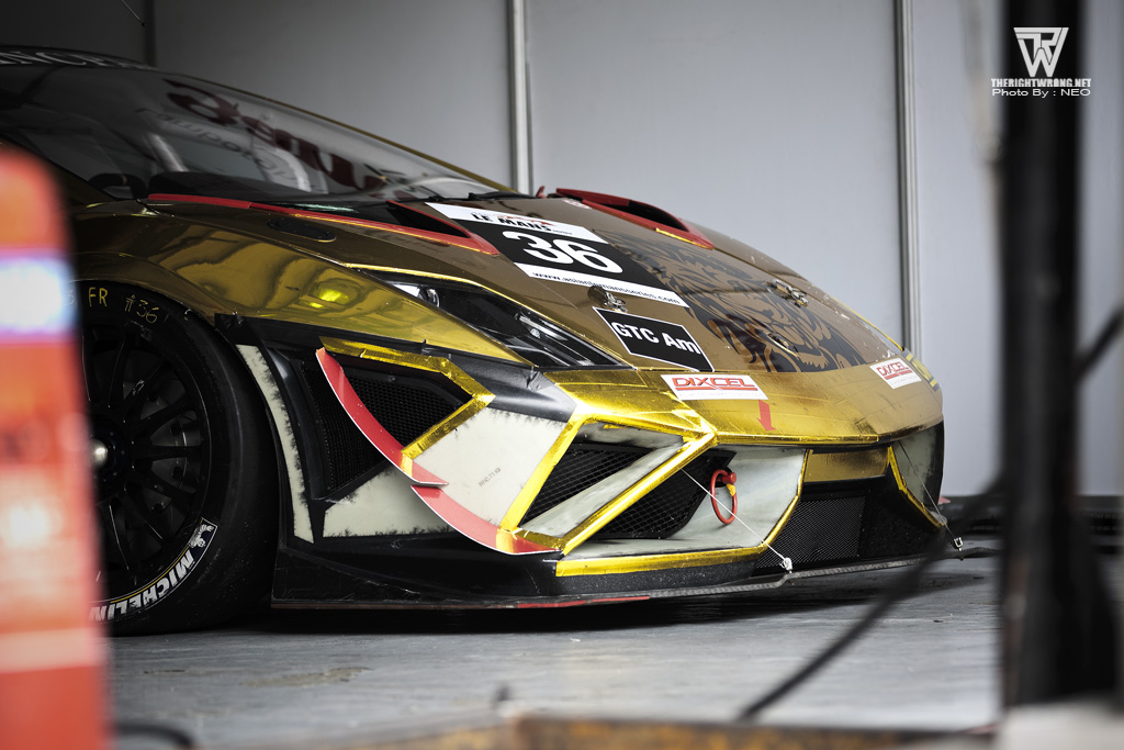 GTC - Am (Gama Racing Lamborghini Gallardo)