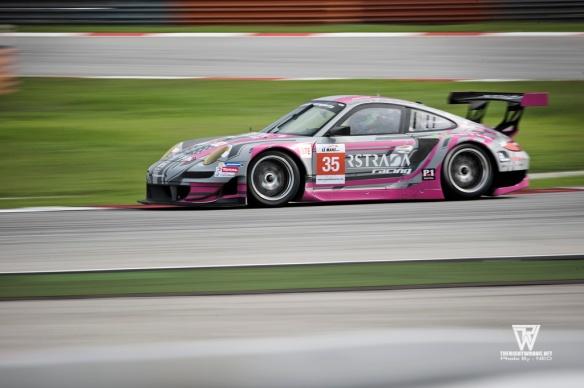 Team AAI Porsche 997 RSR