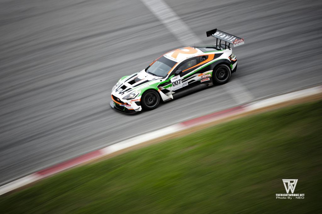 GTC (Craft Racing's Aston Martin Vantage)